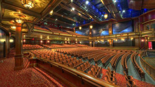 Konzertsaal für verschiedene Veranstaltungen mieten