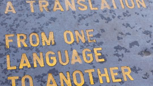 Technische Übersetzung für juristische oder wirtschaftliche Zwecke