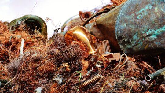 Elektronik Recycling schont die Materialknappheit und die Umwelt
