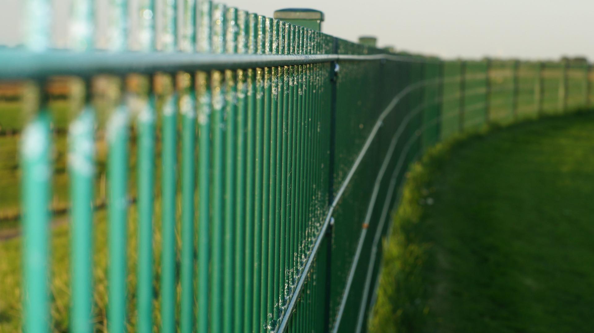 langer Zaun